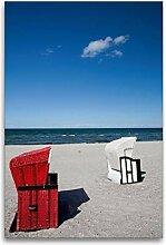 Premium Textil-Leinwand 80 x 120 cm Hoch-Format