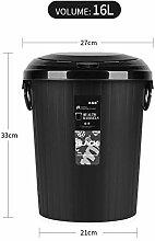 Presse Deckel Mülleimer, Küche und Bad Müll,