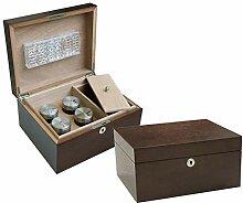 Prestige Import Group Stash Cachet Humidor Box mit
