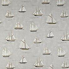 Prestigious Textiles Mariner Pebble Stoff,
