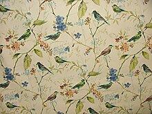 Prestigious Textiles Saphir Birdsong Baumwolle