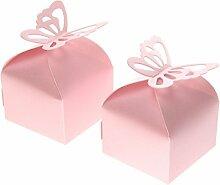 Prettyia Geburtstag Party Gastgeschenk Verpackung,