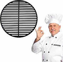 Preup Gusseisen Grillrost Gussrost Emailliert