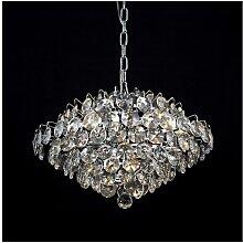 Prezent 64322 - Kristalldeckenleuchte BARONESSA