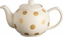 Price & Kensington - Teekanne mit Deckel -