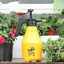 PRIDE S Wasser-Flasche Pneumatische Wasser-Flasche Druck-Spray-Flasche Hochdruck-Gießkanne Kleine Sprühgerät Sprinkler Wasser-Düse ( größe : 1L )
