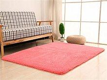 Pride S Wohnzimmer Teppich Modernes einfach Schlafzimmer Couchtisch Teppich Haushalt Teppich Nachttisch Matratze, # 5, 80 × 120cm