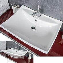 Prieser Waschbecken Waschschale Aufsatzwaschbecken