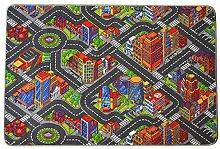 Primaflor - Ideen in Textil Kinderteppich Big City