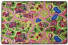 Primaflor - Ideen in Textil Kinderteppich Sweet