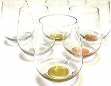 Prime-Versand: Design Trinkglas, O-Glas, Weinglas,