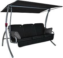 Primero Style Hollywoodschaukel (3-Sitzer) Design