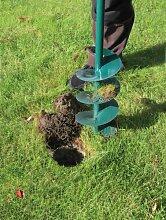 Primrose Hand-Erdbohrer für Zaunpfosten, D:15cm