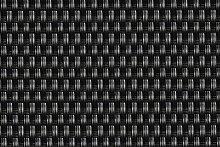 Primrose Sichtschutz aus Polyrattan (Schwarz)