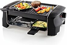 Princess 01.162800.01.001 Raclette 4 Grill Party