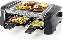 Princess 01.162810.01.001 Raclette 4 Stone Grill Party