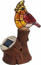 Princess International PI 9021 Cardinal Solar-Gartenleuchte