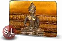 Printalio - Alter Buddha - Schmutzmatte
