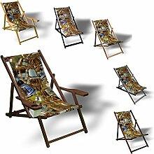 Printalio - Glockenklang - Liegestuhl Bedruckt