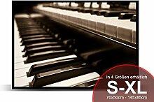 Printalio - Klavier - Schmutzmatte Bodenvorleger