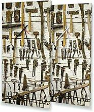 Printalio - Werkzeuge - Moderne Wanduhr mit