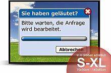 Printalio - Windows - Schmutzmatte Bodenvorleger
