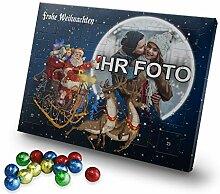 printplanet - Adventskalender mit eigenem Foto