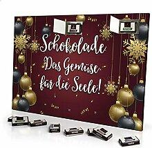 printplanet - Adventskalender Schokolade Das