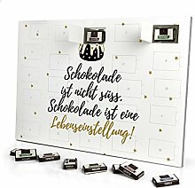 printplanet - Adventskalender Schokolade ist eine