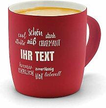 printplanet - Kaffeebecher mit eigenem Text