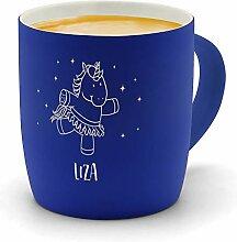 printplanet - Kaffeebecher mit Namen Liza graviert