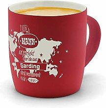 printplanet - Kaffeebecher mit Ort/Stadt Garding