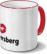 printplanet Städtetasse Ebersberg - Design