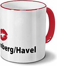 printplanet Städtetasse Fürstenberg/Havel -
