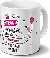 printplanet Tasse mit Namen Oberhausen - Motiv