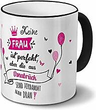 printplanet Tasse mit Namen Osnabrück - Motiv