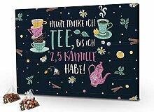 printplanet - Tee-Adventskalender XL Heute trinke