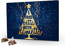 printplanet - Tee-Adventskalender XL i Feel Betta