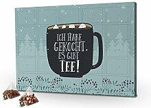 printplanet - Tee-Adventskalender XL Ich Habe