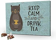printplanet - Tee-Adventskalender XL Keep Calm and