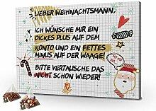 printplanet - Tee-Adventskalender XL Lieber