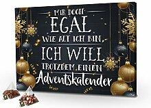 printplanet - Tee-Adventskalender XL Mir doch Egal