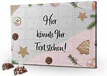 printplanet - Tee-Adventskalender XL mit eigenem