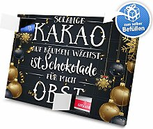 printplanet - XL Adventskalender Solange Kakao auf