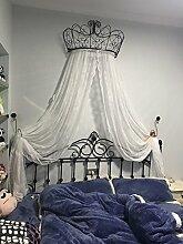 Prinzessin betthimmel,Europäische schmiedeeisen