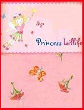 Prinzessin Lillifee Spannbetttuch 100 x 200 cm