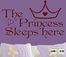 Prinzessin Sleeps Crown Tiara Kinder Mädchen