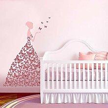Wandtattoo Schmetterling Schmetterlinge Kinderzimmer Gunstig Online Kaufen Lionshome