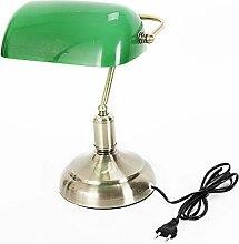 PRIT2016 Nostalgische Bankerlampe