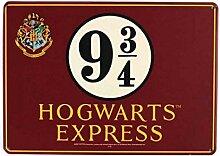 Pritties Accessories Echtes Harry Potter 9 3/4